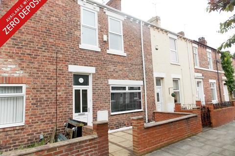 3 bedroom terraced house to rent - St Rollox Street, Hebburn