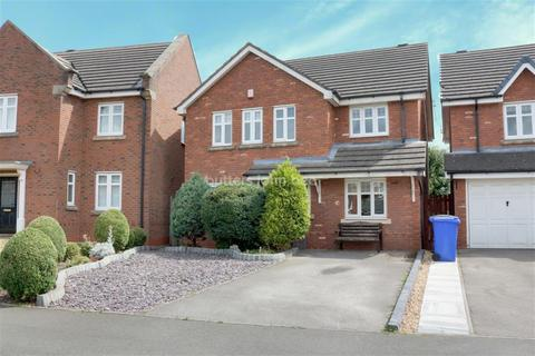 4 bedroom detached house to rent - John Rhodes Way, Tunstall