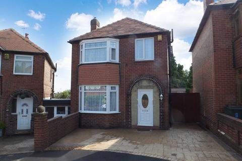 3 bedroom detached house for sale - Chessel Close, Norton Lees, Sheffield, S8 8SS