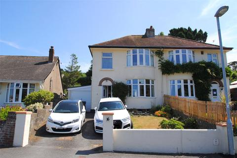 3 bedroom semi-detached house for sale - Bicclescombe Gardens, Ilfracombe