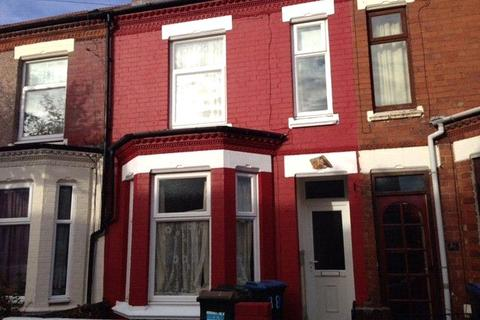 3 bedroom terraced house to rent - Hollis Road, Stoke, Coventry, West Midlands, CV3