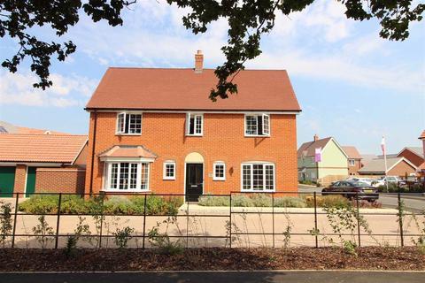 4 bedroom detached house for sale - Abbott Way, Holbrook