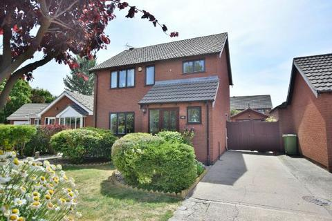 3 bedroom detached house for sale - Clee Fields Close, Grimsby