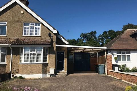 2 bedroom semi-detached house to rent - Holywell Road, Studham
