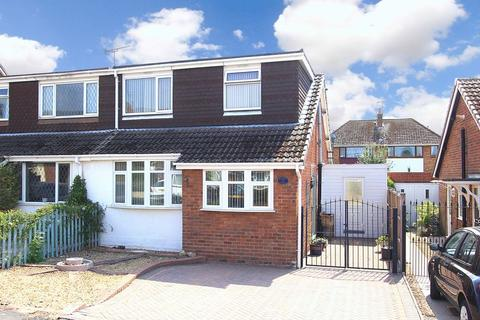 3 bedroom semi-detached house for sale - WOMBOURNE, Chapel Close
