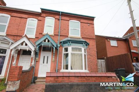 4 bedroom semi-detached house to rent - Green Street, Smethwick, B67