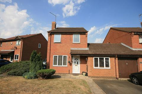 3 bedroom detached house for sale - Oakgrove Place, East Hunsbury, Northampton, NN4