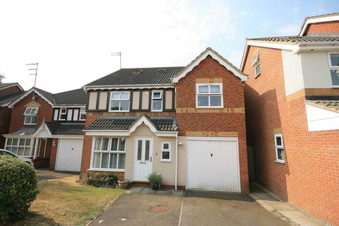 5 bedroom detached house for sale - Curlbrook Close, Wootton, Northampton, NN4