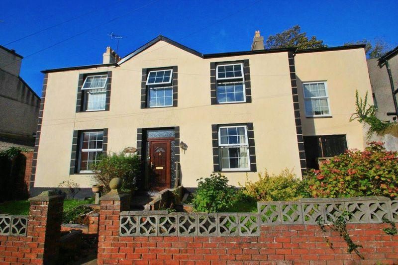 5 Bedrooms Detached House for sale in Caernarfon, Gwynedd
