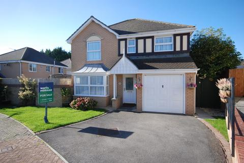 4 bedroom detached house for sale - Lon Pinwydden, Ystradowen, Near Cowbridge