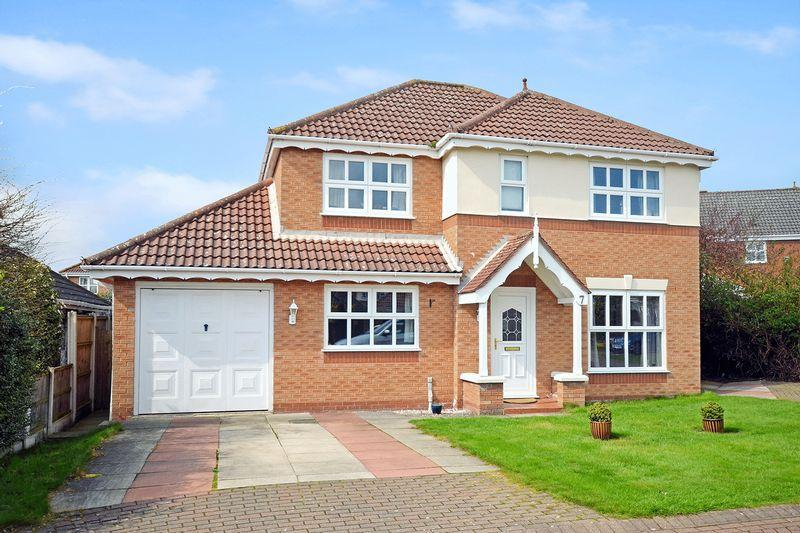 4 Bedrooms Detached House for sale in Battersea Court, WIDNES