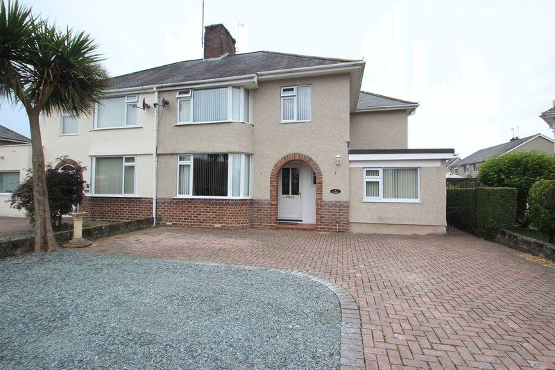 4 Bedrooms Semi Detached House for sale in Porthmadog, Gwynedd