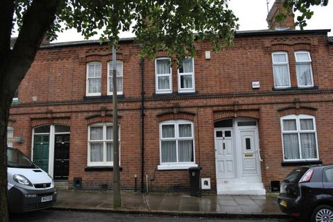 2 bedroom terraced house to rent - St. Leonards Road, Leicester, LE2