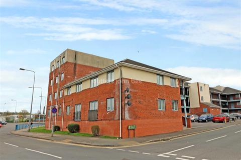 2 bedroom flat for sale - Gregory Street, Longton, Stoke-on-Trent.