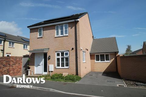 3 bedroom detached house for sale - Brython Drive, St Melons, Cardiff