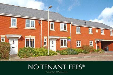 3 bedroom terraced house to rent - Clyst Heath, Exeter