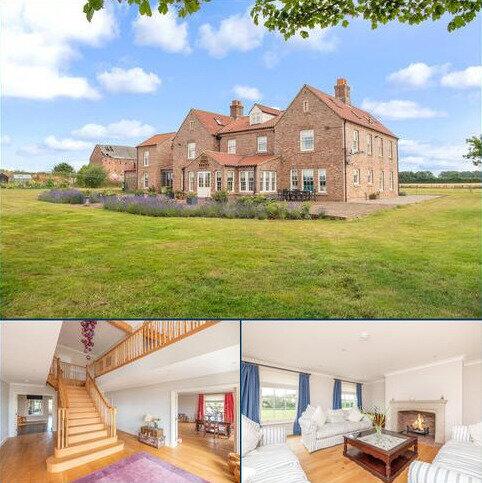 7 bedroom detached house for sale - Breckenbrough, Thirsk, North Yorkshire