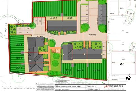 3 bedroom property for sale - Plot 6 Trimming Close, Bentley