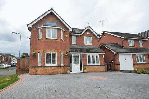 4 bedroom detached house for sale - Wellbank Drive, Halewood