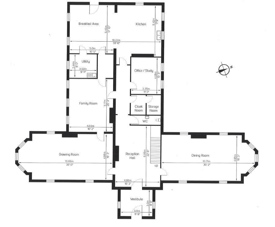 Floorplan 1 of 3: Ground floorplan