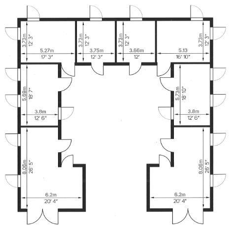 Floorplan 3 of 3: Stables floorplan