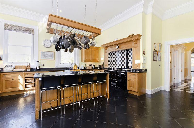 Substantial kitchen