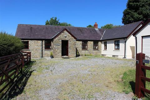 3 bedroom bungalow for sale - Glandwr, Whitland
