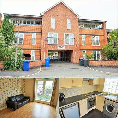1 bedroom apartment to rent - Barons Court, Burton-on-Trent