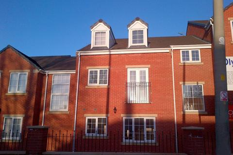 1 bedroom apartment for sale - DUPLEX APARTMENT - 4 OLYMPIA COURT SCAWTHORPE DONCASTER