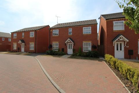 4 bedroom detached house for sale - Emily Allen Road, Holbrooks, Coventry