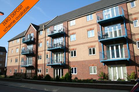2 bedroom apartment to rent - Chart House, Admiral Way,Hartlepool Marina, Hartlepool TS24 0WB