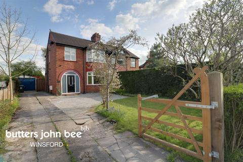 3 bedroom semi-detached house for sale - Middlewich Road, Winsford