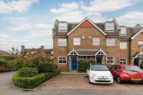 3 bedroom end of terrace house to rent - Pembridge Place, Putney