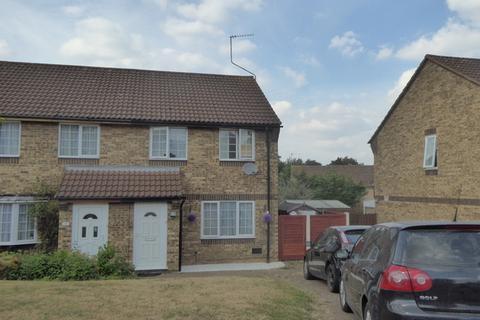 2 bedroom semi-detached house for sale - Tallyfield End, Northampton, NN4