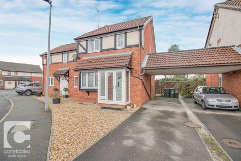 3 bedroom semi-detached house for sale - Windermere Close, Little Neston, Neston, Cheshire
