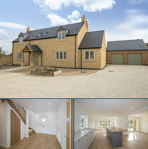 4 bedroom detached house for sale - Ingles Court, Campden Lane, Willersey, Worcestershire, WR12