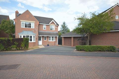 4 bedroom detached house for sale - Calder Close, Telford
