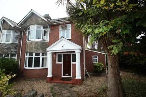 4 bedroom semi-detached house for sale - Effingham Crescent, Hartley, Plymouth