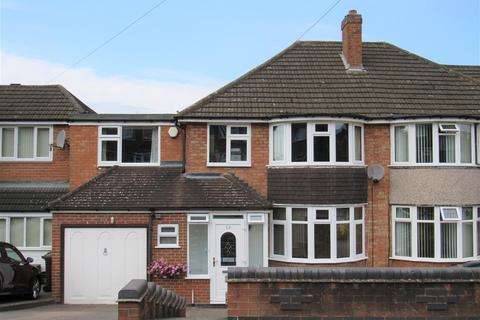 4 bedroom semi-detached house for sale - Eden Road, Solihull