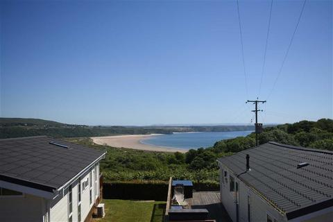 2 bedroom chalet for sale - Bay View Gardens, Greenways, Oxwich Swansea