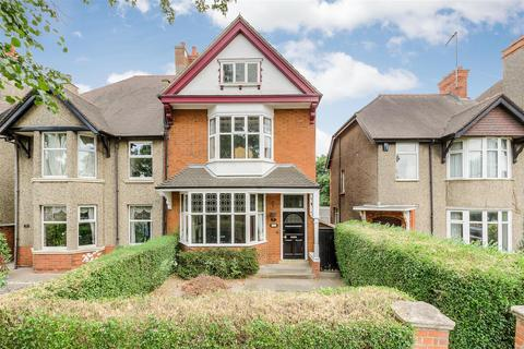 6 bedroom semi-detached house for sale - Queens Park Parade, Northampton