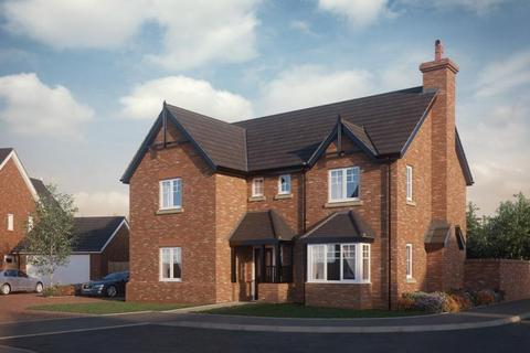 4 bedroom detached house for sale - Plot 12, The Ellerdine, Abbots Lea, Hadnall SY4 4AG