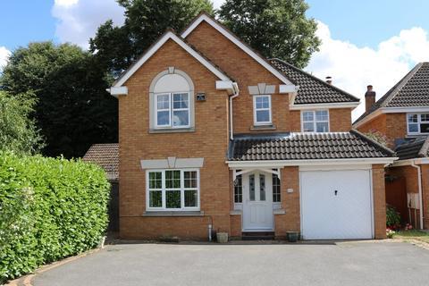 4 bedroom detached house for sale - Bramshall Drive, Dorridge