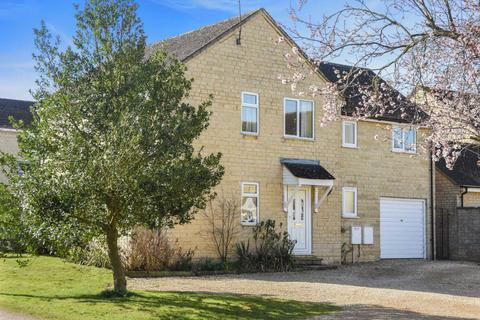 4 bedroom detached house for sale - Church Road, Milton Under Wychwood