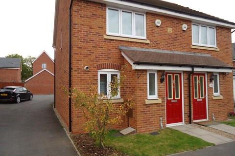 2 bedroom semi-detached house to rent - Manhattan Way Bannerbrook Park Coventry