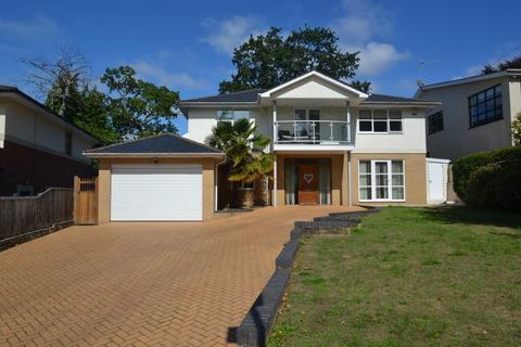 4 bedroom detached house for sale - Brownsea View Avenue, Lilliput, Lilliput, Poole BH14