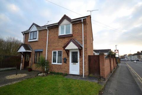 2 bedroom semi-detached house for sale - Caernarfon Drive, The Moorings, Attleborough