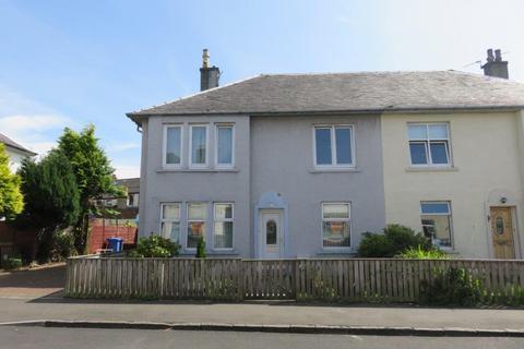 2 bedroom ground floor flat for sale - Kelvin Street, Largs KA30