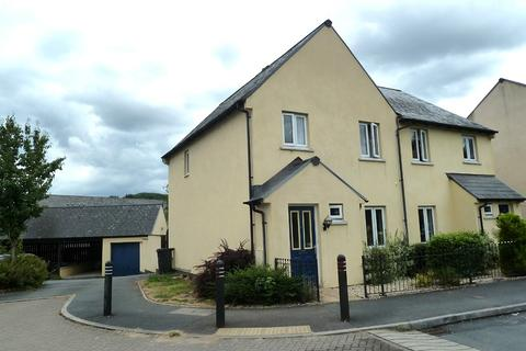 3 bedroom semi-detached house for sale - Parc Tarell, Brecon, Powys.