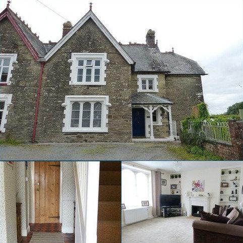 2 bedroom semi-detached house for sale - Dolgarreg, Llanboidy, Whitland, Sir Gaerfyrddin